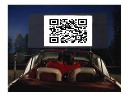 Drive In QR Code 2