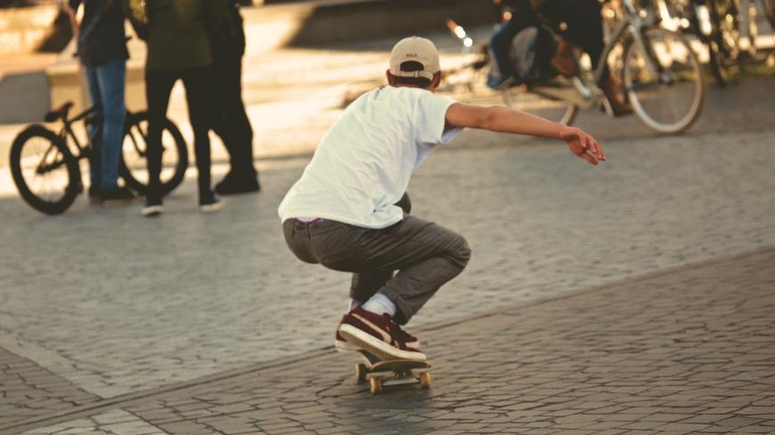Millenial Skater