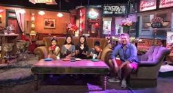 "2017 - Set of ""Friends"""
